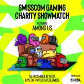 Swisscom Gaming Charity Showmatch